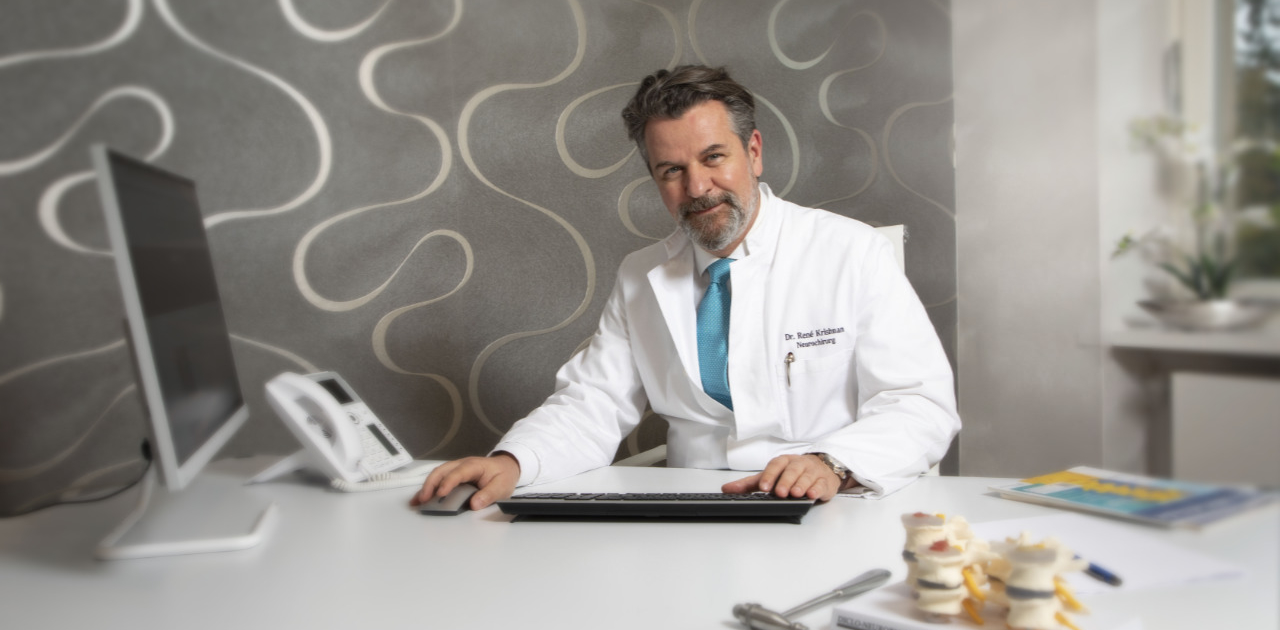 Neurochirurg Dr.Krishnan Bad Homburg, Behandlung aller Erkrankungen der Wirbelsäule