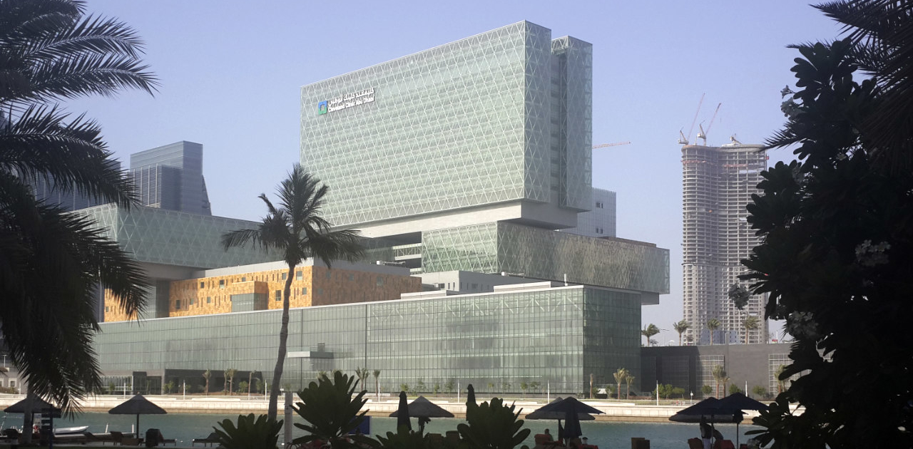 Neurochirurg Dr. Krishnan an der Klinik Abu Dhabi